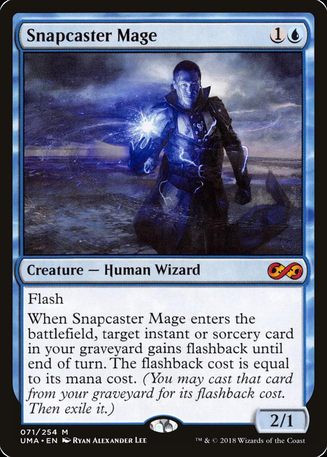 Snapcaster Mage [UMA]