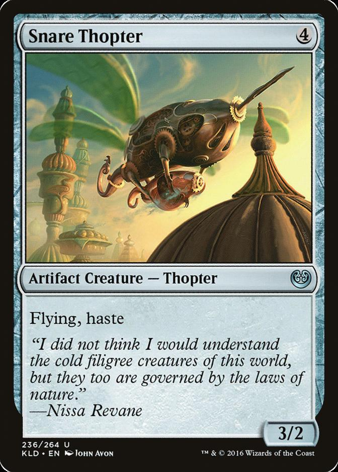 Snare Thopter [KLD]