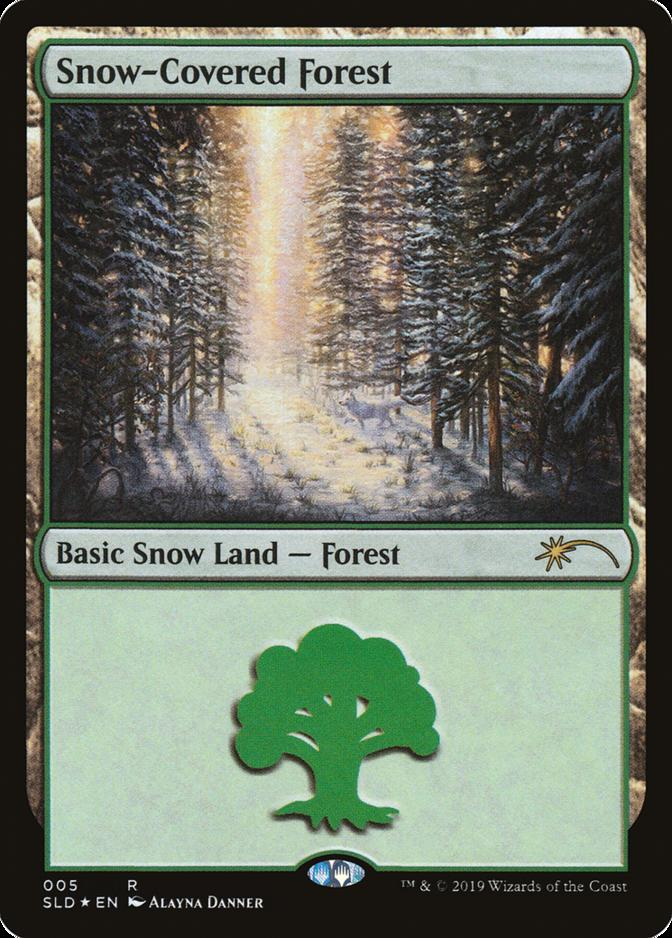 Snow-Covered Forest [SLD]