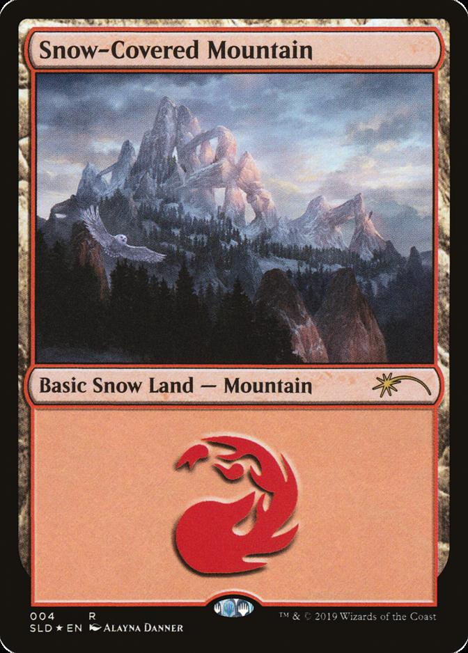 Snow-Covered Mountain [SLD]