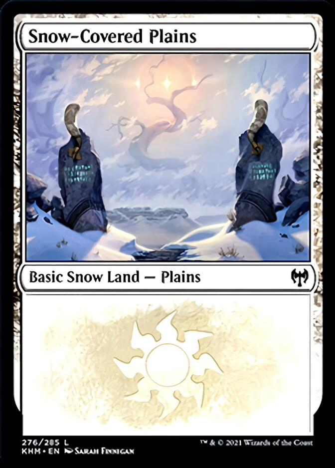 Snow-Covered Plains <276> [KHM]