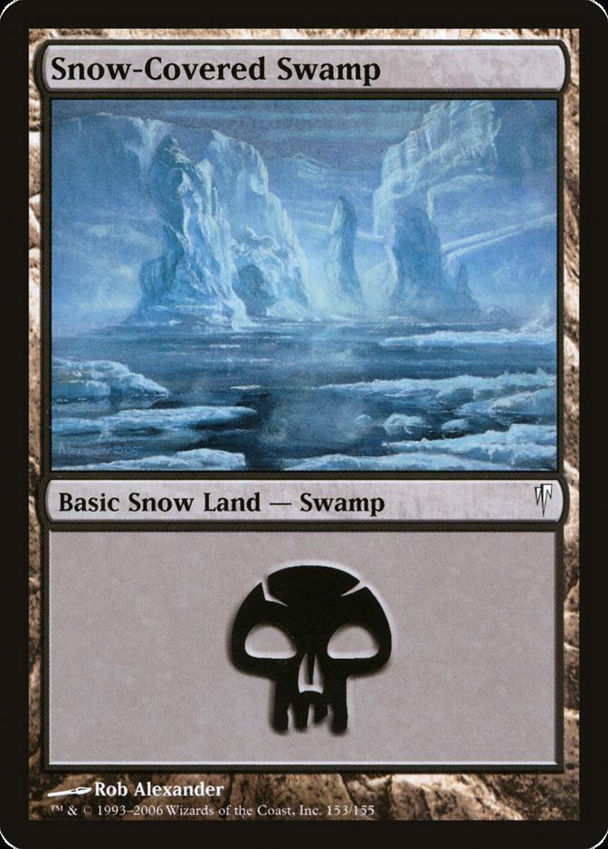 Snow-Covered Swamp [CSP]