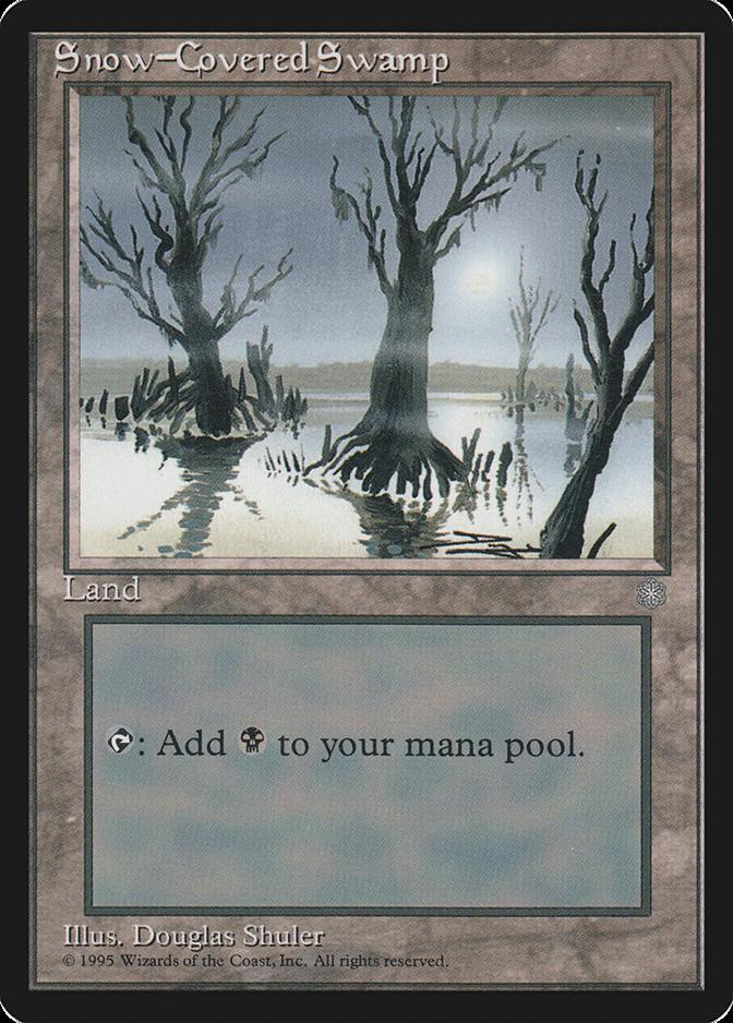 Snow-Covered Swamp [ICE]