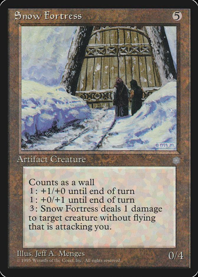 Snow Fortress [ICE]