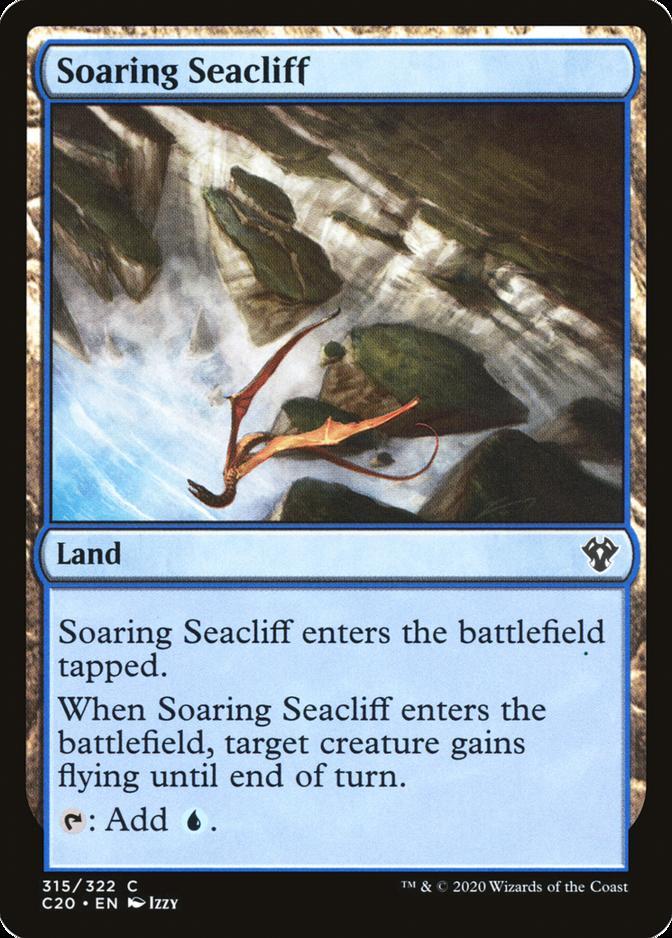 Soaring Seacliff [C20]