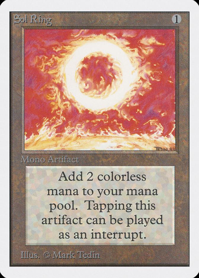 Sol Ring [2ED]