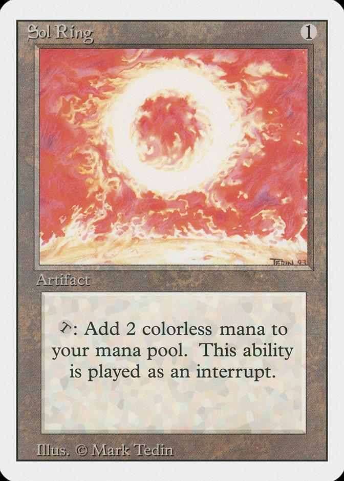 Sol Ring [3ED]