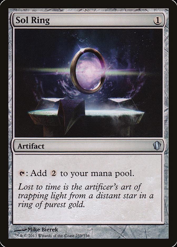 Sol Ring [C13] (F)