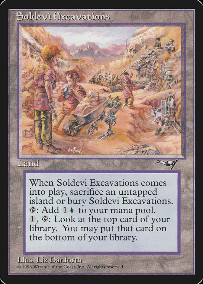 Soldevi Excavations [ALL]