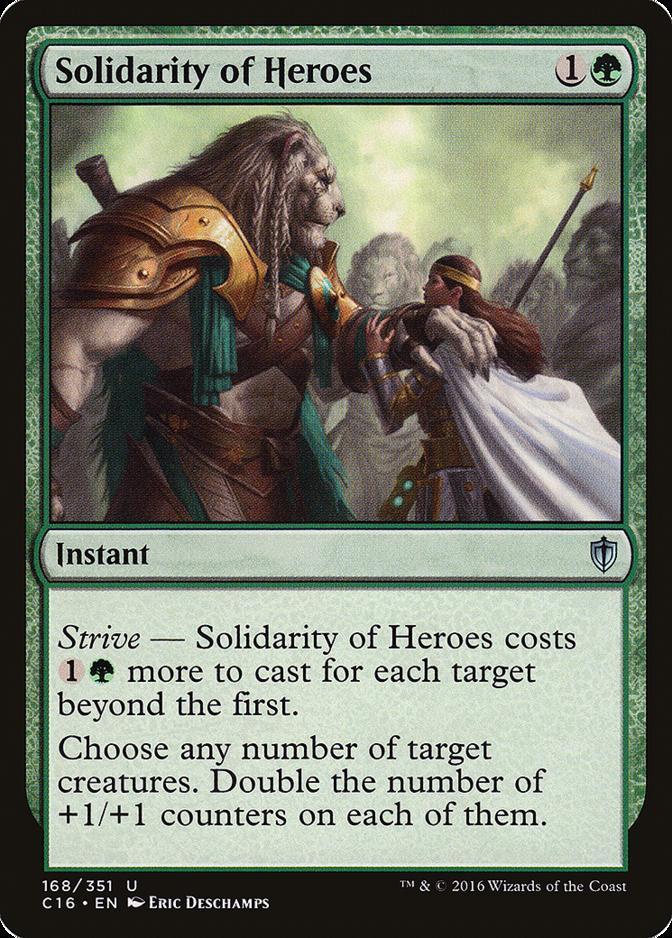 Solidarity of Heroes [C16]