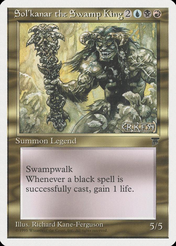 Sol'kanar the Swamp King [CHR]