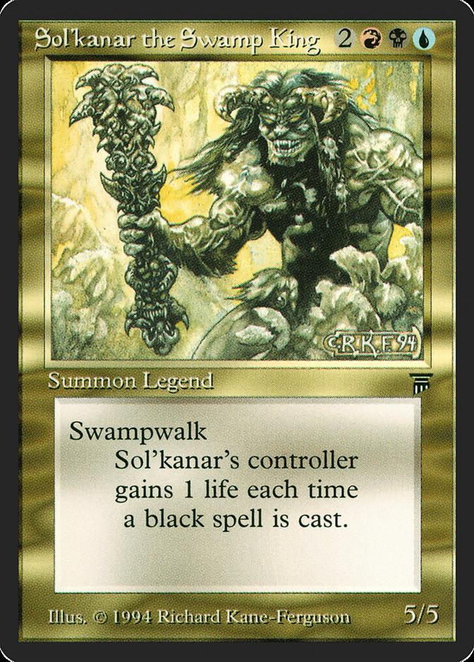 Sol'kanar the Swamp King [LEG]