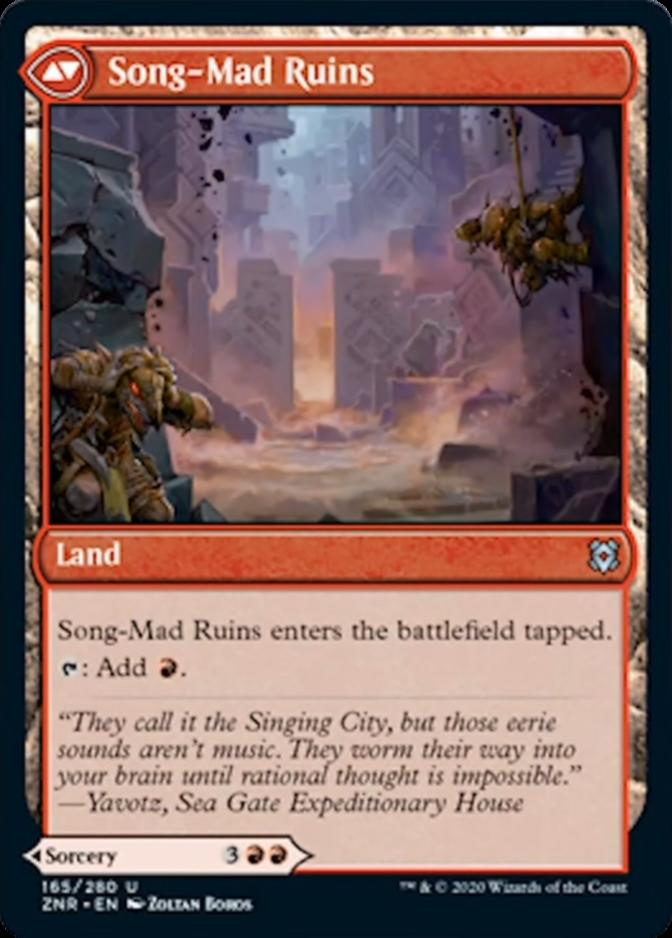 Song-Mad Ruins [ZNR]