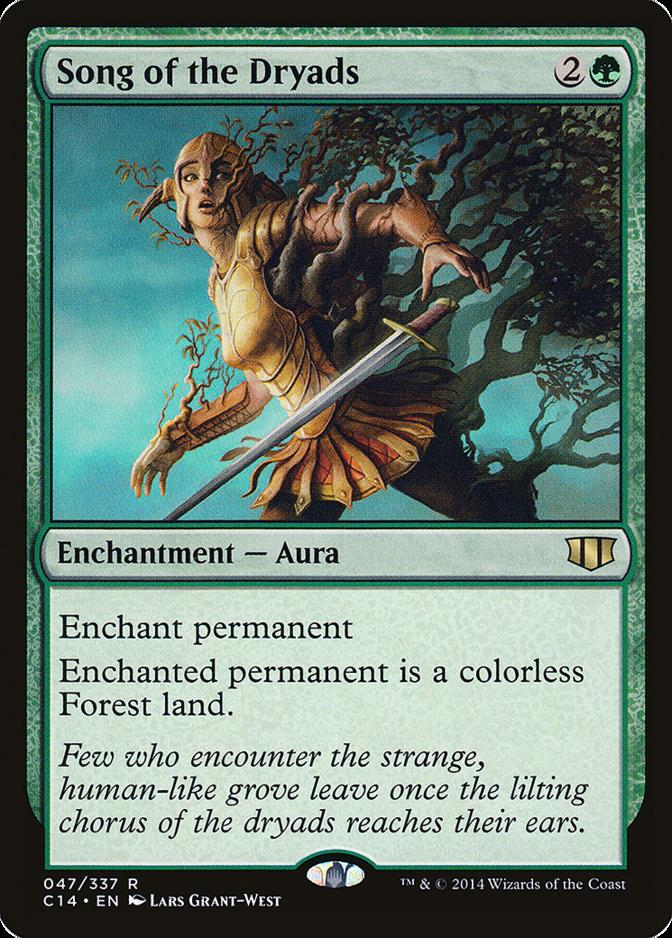 Song of the Dryads [C14]