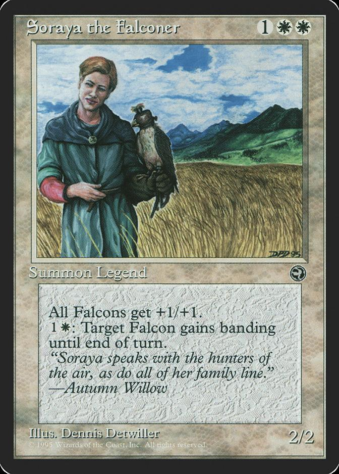 Soraya the Falconer [HML]