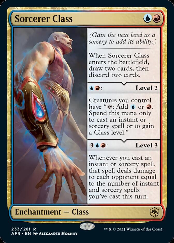 Sorcerer Class [AFR]