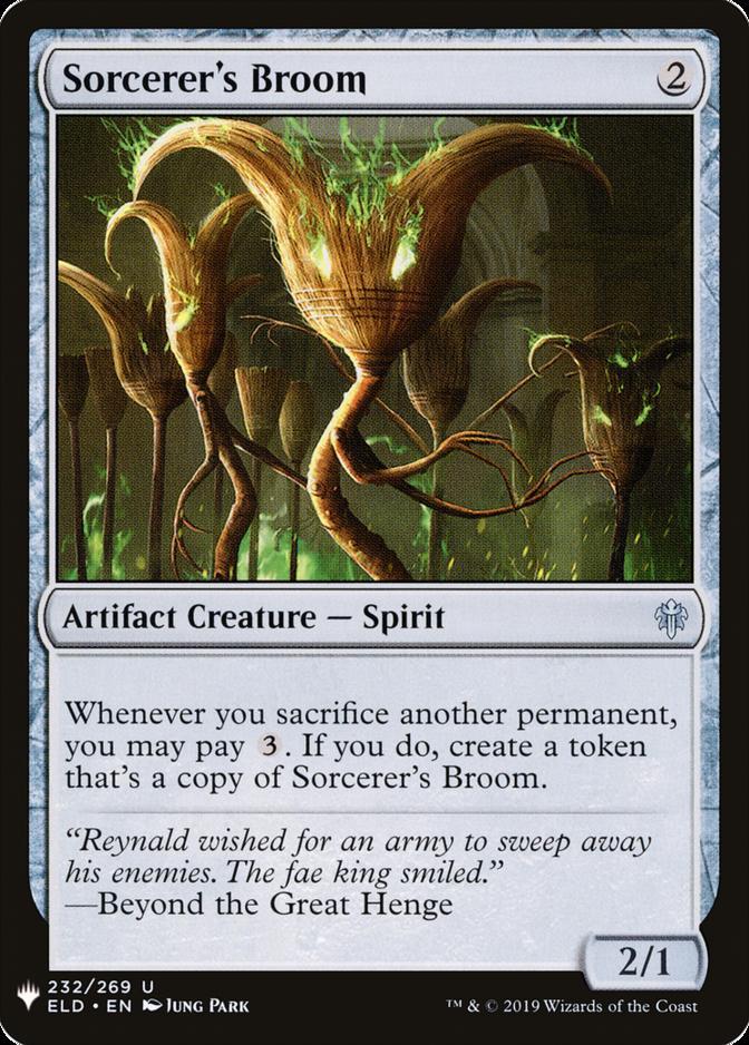 Sorcerer's Broom [MB1]