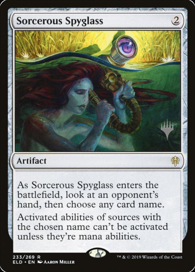 Sorcerous Spyglass [PPELD] (F)