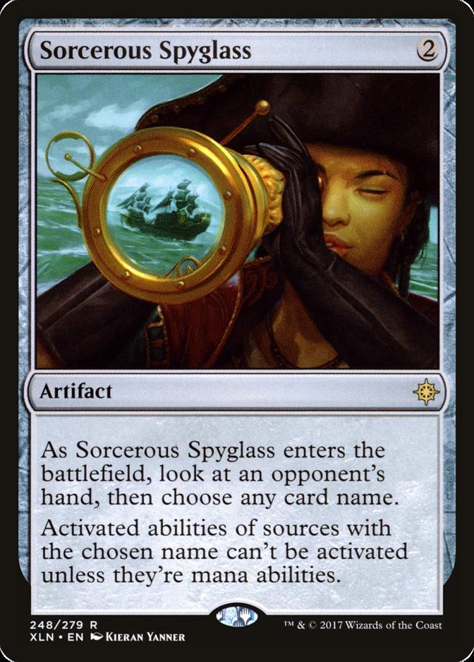 Sorcerous Spyglass [XLN]