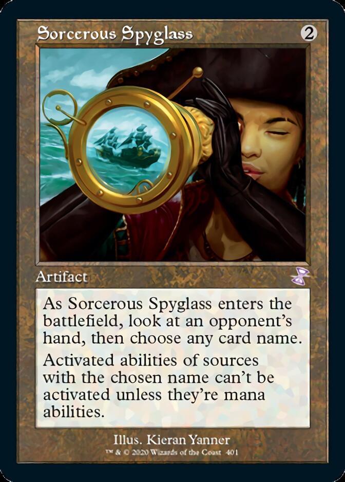 Sorcerous Spyglass <timeshifted> [TSR]