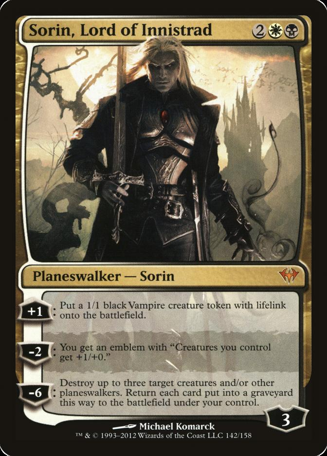 Sorin, Lord of Innistrad [DKA]