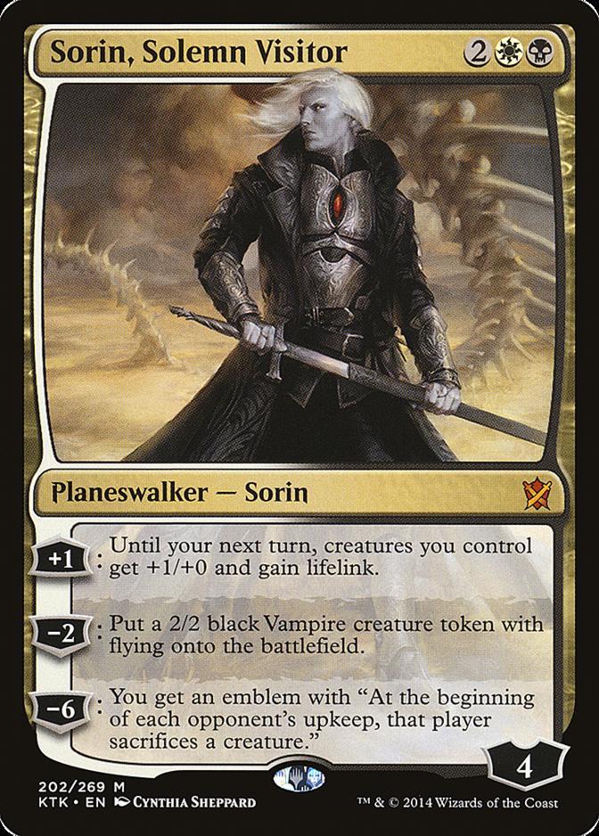 Sorin, Solemn Visitor [KTK]