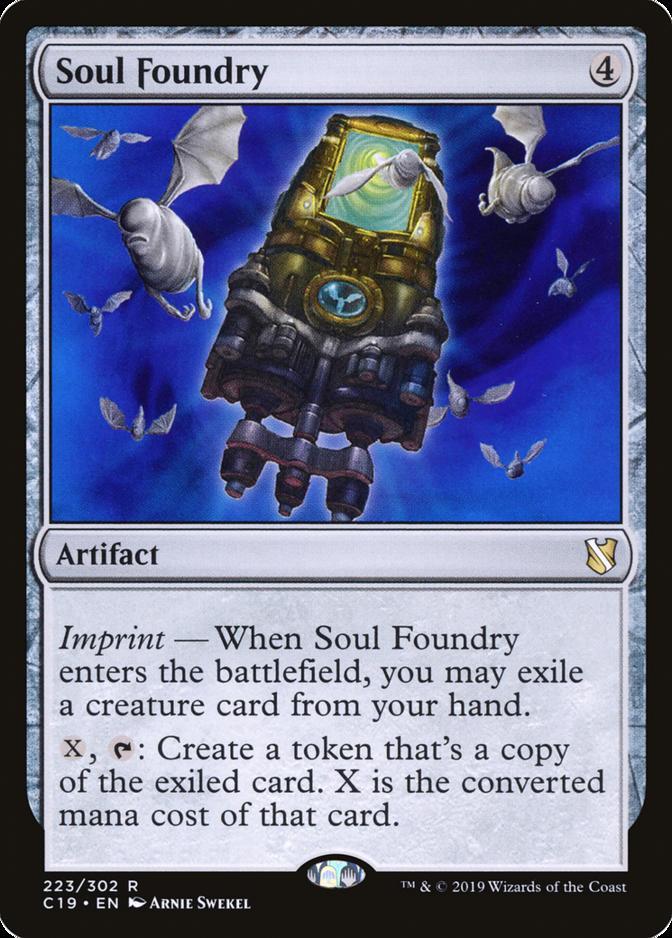 Soul Foundry [C19]
