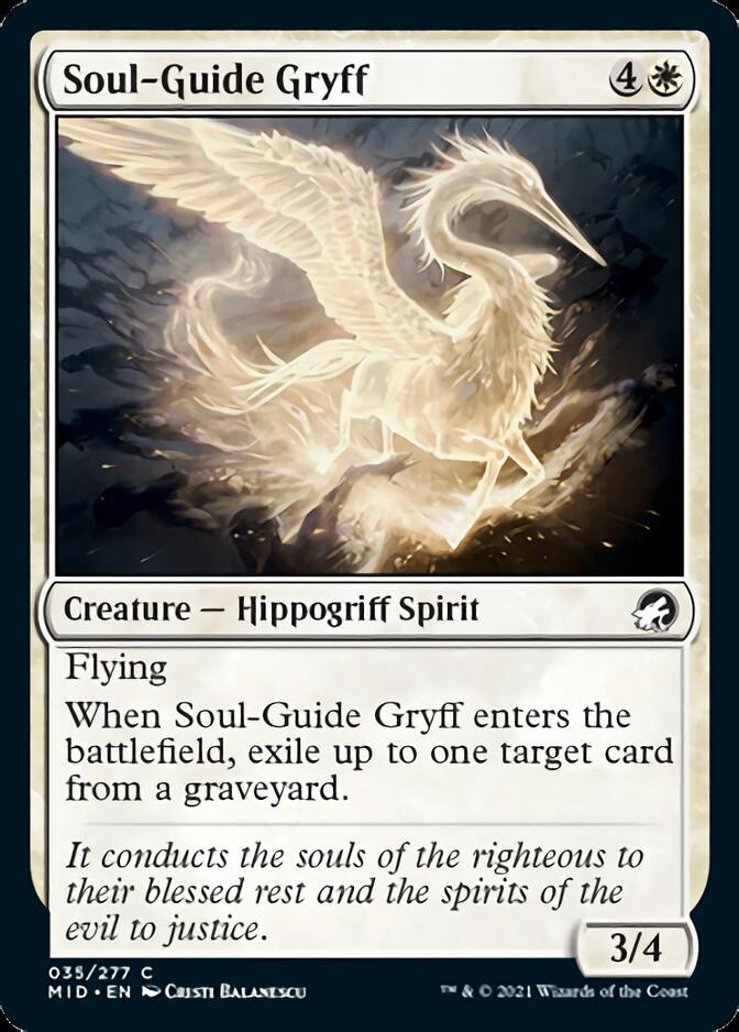 Soul-Guide Gryff [MID]