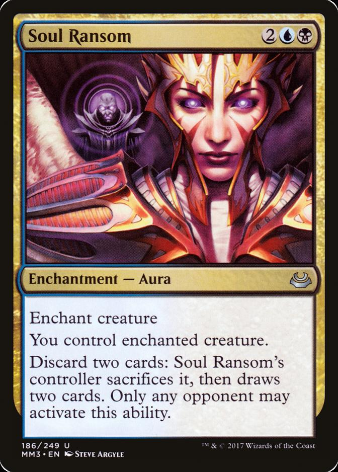Soul Ransom [MM3]