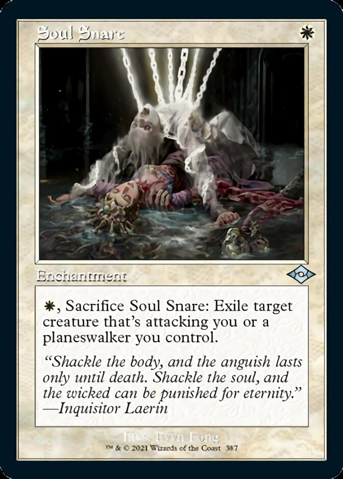 Soul Snare <retro> [MH2]