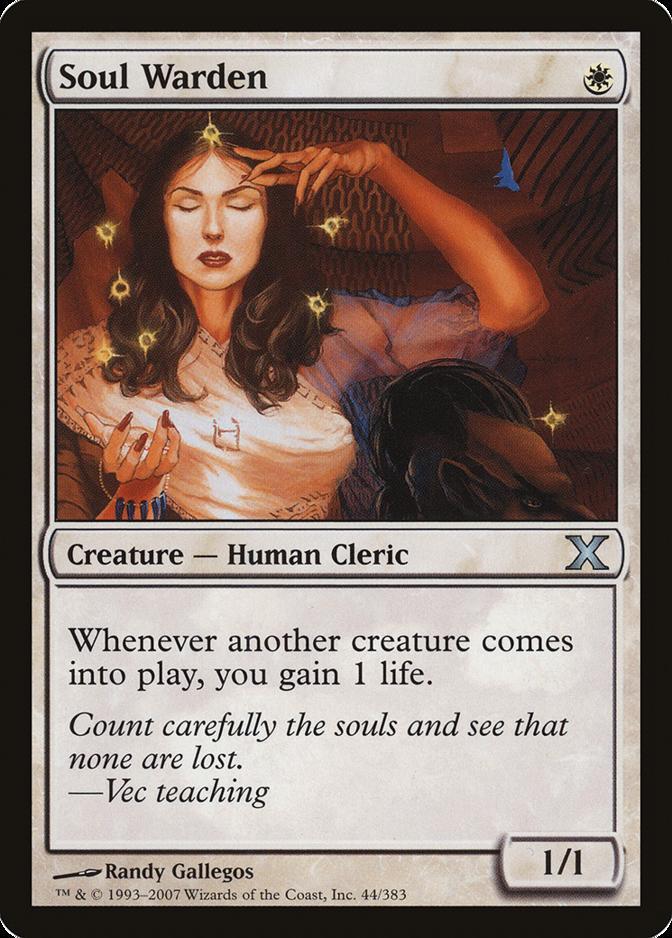 Soul Warden [10E] (F)