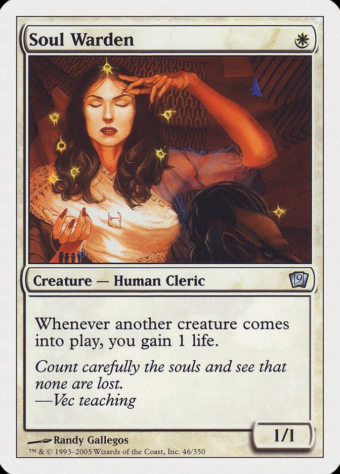 Soul Warden [9ED]