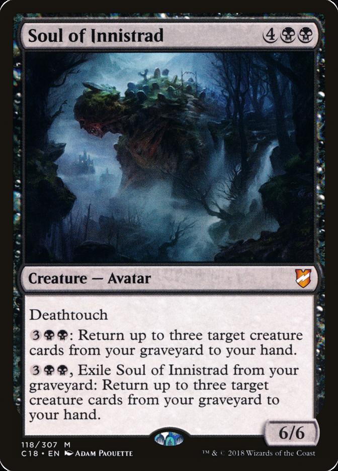 Soul of Innistrad [C18]