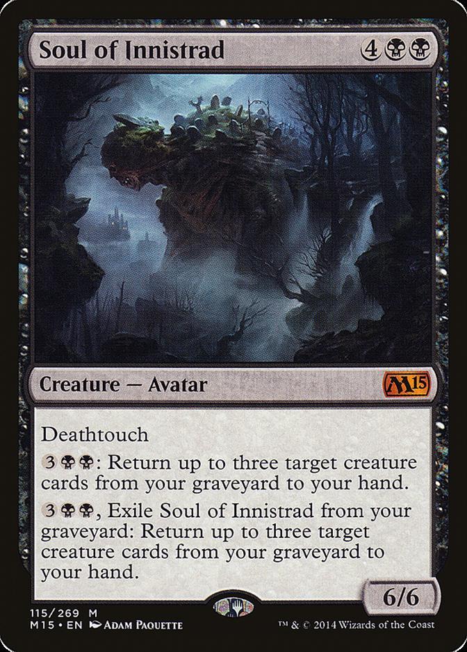 Soul of Innistrad [M15]