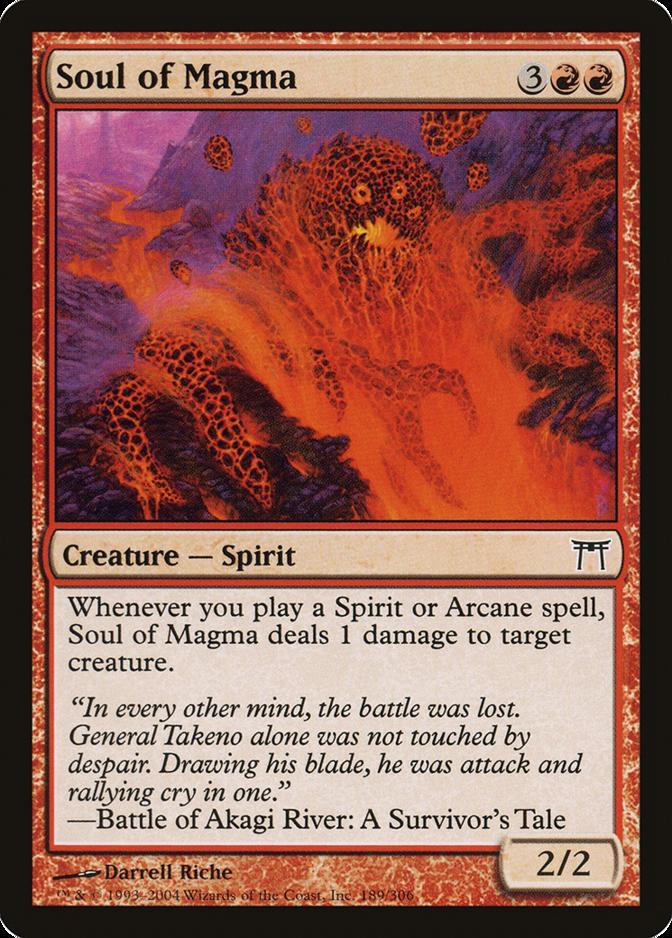Soul of Magma [CHK]
