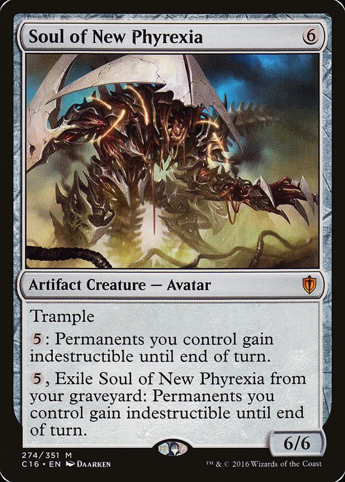Soul of New Phyrexia [C16]