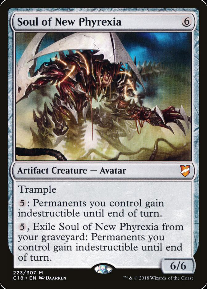 Soul of New Phyrexia [C18]