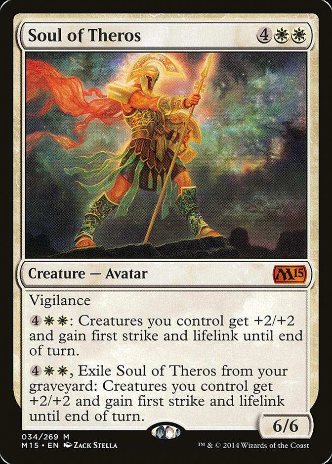 Soul of Theros [M15]