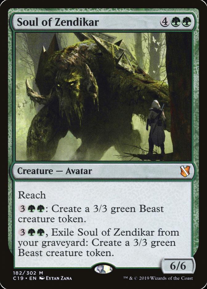 Soul of Zendikar [C19]
