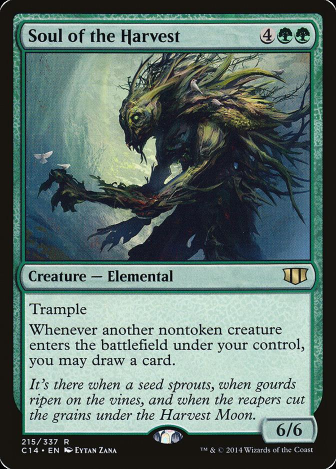 Soul of the Harvest [C14]