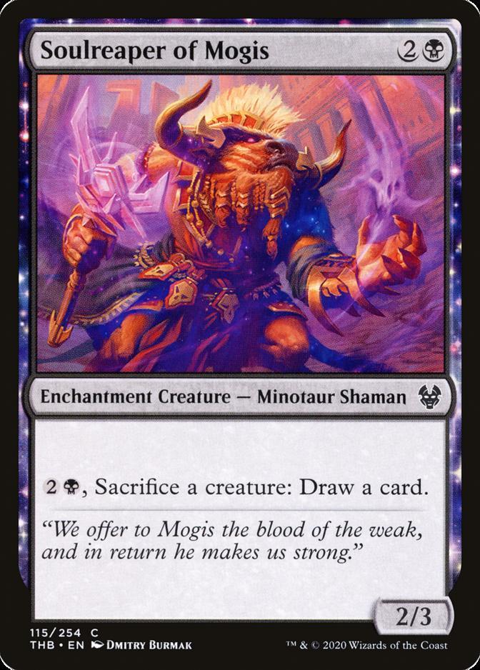 Soulreaper of Mogis [THB]