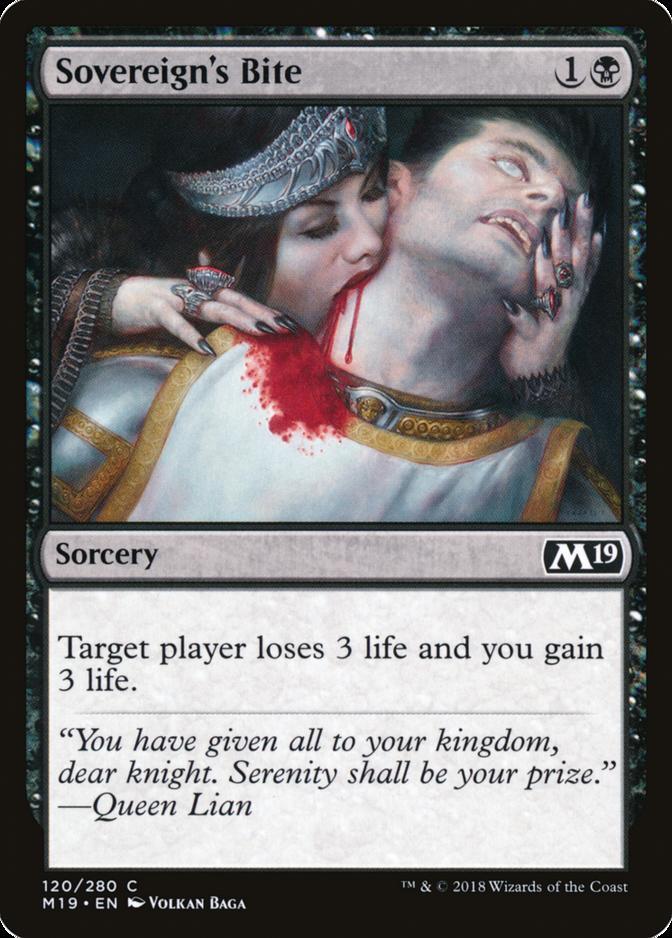 Sovereign's Bite [M19]