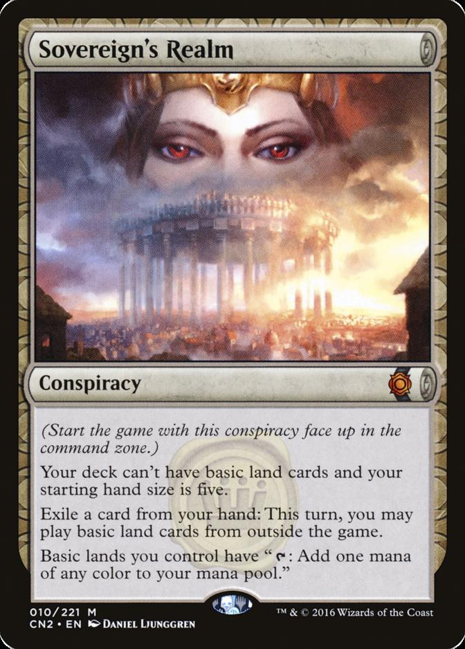 Choose your own x1 Conspiracy Take the Crown Rare  Mythic MTG