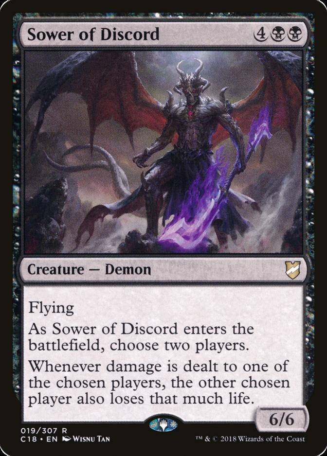 Sower of Discord [C18]