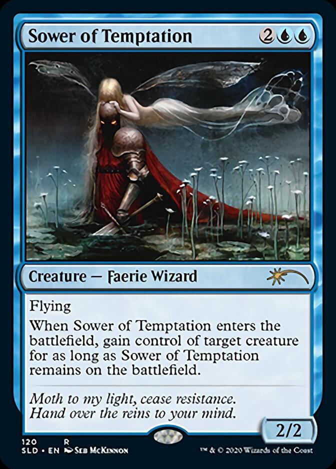 Sower of Temptation [SLD]