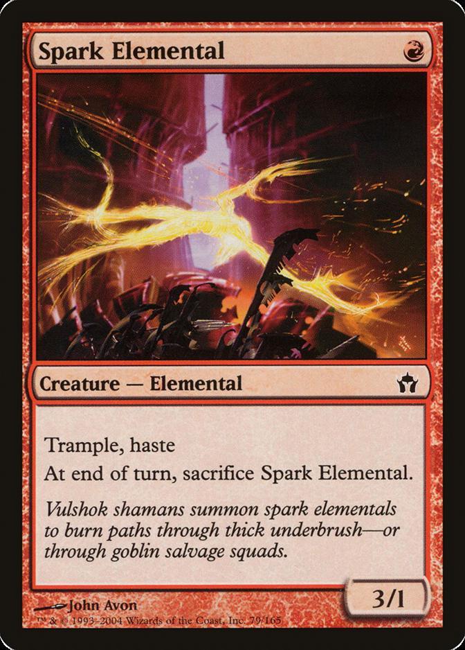 Spark Elemental [5DN]