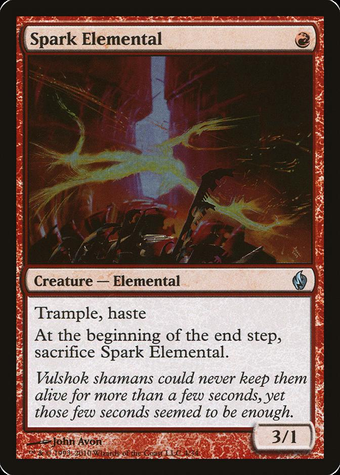 Spark Elemental [PD2] (F)