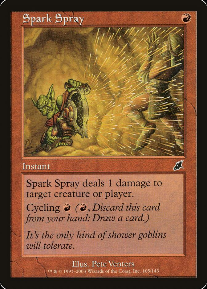 Spark Spray [SCG]