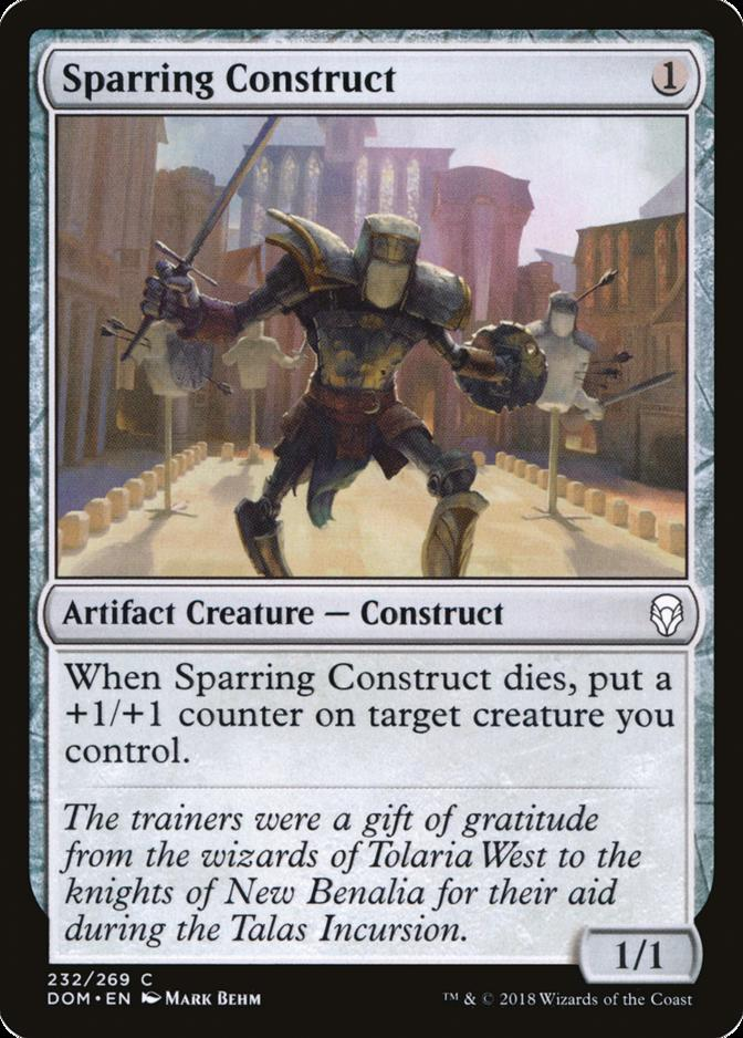 Sparring Construct [DOM]