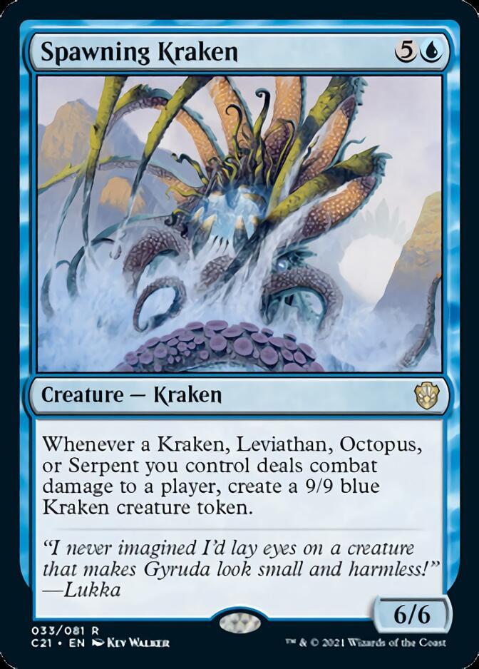 Spawning Kraken [C21]